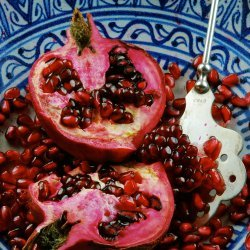 Fesenjan – Duck With Pomegranate & Walnut Sauce