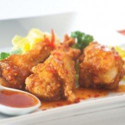 Sweet Chili-Glazed Chicken Wings