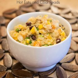 Hot Quinoa Salad