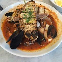 Scallop & Fish Stew