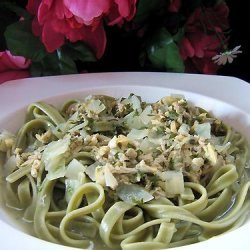 Wd Linguine With Clams & Parsley recipe