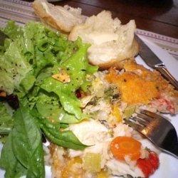 Seafood Casserole *for Those Who Don't Like Seafood*