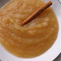 Am. Applesauce W/English Mixed Spice Inspired by a French Tart recipe