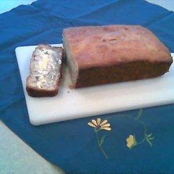Cream Cheese Walnut Banana Bread