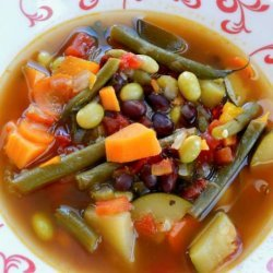 Turbo-Charged Weight-Loss Soup Diet