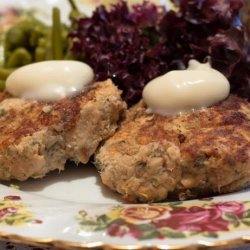 Southern Salmon  Patties recipe