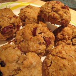 Coconut Pecan Cookies (Vegan)