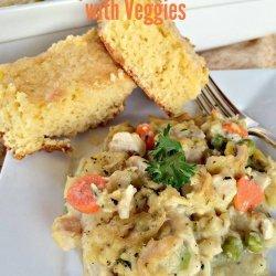 Veggie Chicken Casserole