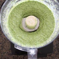 Cilantro Lime Pesto