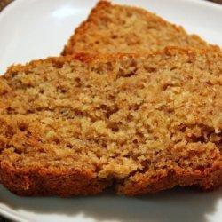 Banana Oatmeal Honey Bread recipe