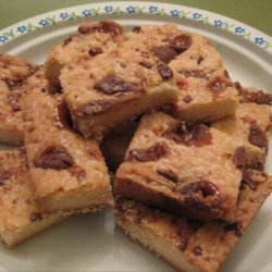 Buttery Skor Bars recipe