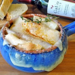 Oh so Good French Onion Soup