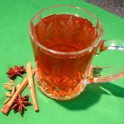 Mulled Apple Juice