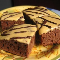 Malted Milk Brownies