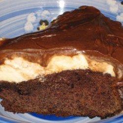 Mud-Slide Ice Cream Cake