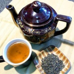 Gunpowder-Mint Tea recipe