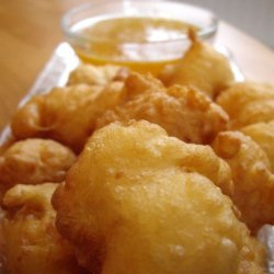 Honey Puffs, Greek: Loukoumades