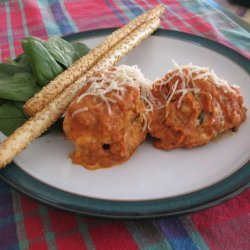 Chicken and Spinach Manicotti or Shells
