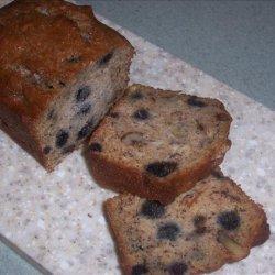 Sarah's Blueberry Banana Bread