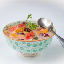 Quinoa & Butternut Squash Gratin