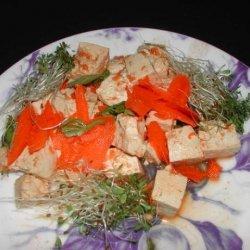 Thai-Style Tofu Ww in Microwave