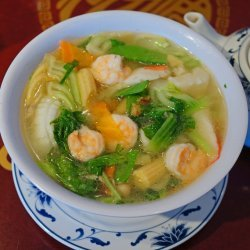 Chinese Seafood Soup