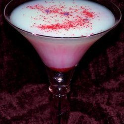 Icing on the Cake Martini