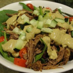 Spiced Salad Dressing