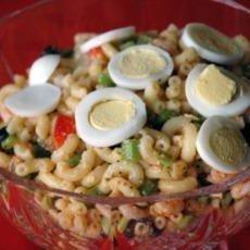 Shrimp Pasta Salad-- Waco Style recipe