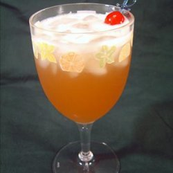 Macarena Punch recipe