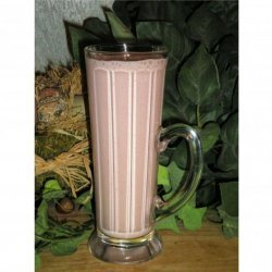 Strawberry (Or Chocolate) Banana Shake (Lite-Bleu)