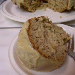 Best Ever Fresh Apple Cake