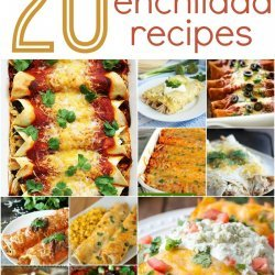 Enchiladas for Two