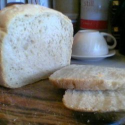 Small Ultra-Light Healthy French Bread Loaf (Abm) Bread Machine