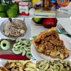 Simple Dutch Apple Pie