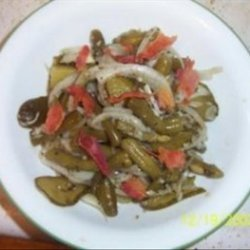 Dottie's Green Bean Salad recipe