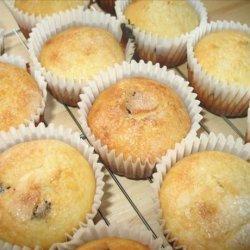Chocolate Chip Lemon Muffins
