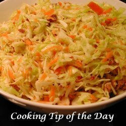 14 Day Coleslaw