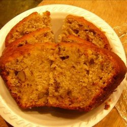 My Incredibily Popular Banana Bread
