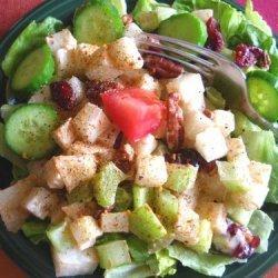 Low Carb   Waldorf  Salad