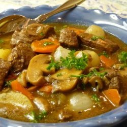 Classic Beef Burgundy Stew