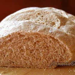 Mankomo's Farmhouse Bread recipe