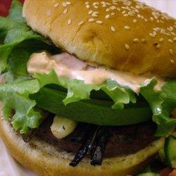 Carne Asada Burgers