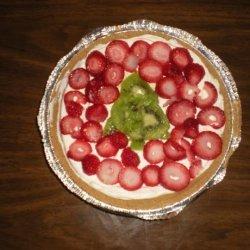 Fruit and Mascarpone Italian Cheesecake/Pie