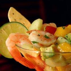Ceviche Salad recipe