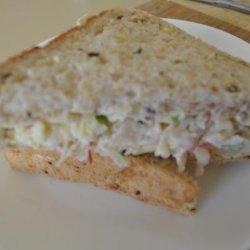 Apple Slaw Sandwich Filler