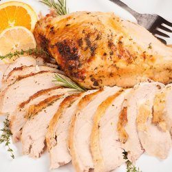 Herb Rubbed Turkey