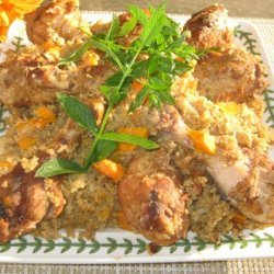 Morrocan Chicken With Couscous