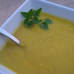 Autumn Pumpkin and Squash Soup