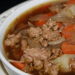 Down Home Turkey Stew